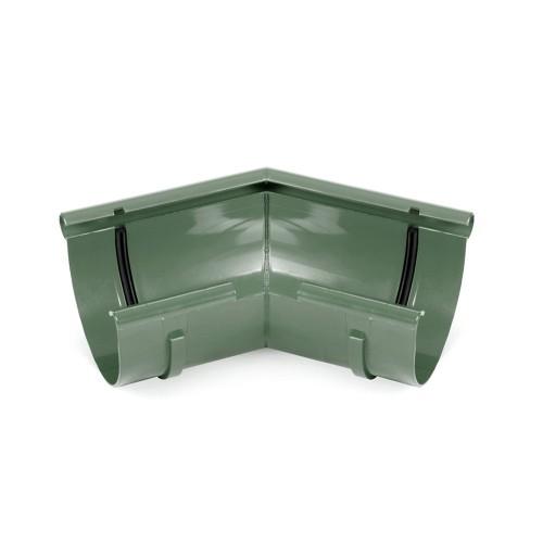Угол внутренний произвольный угол цвет зеленый RAL 6020