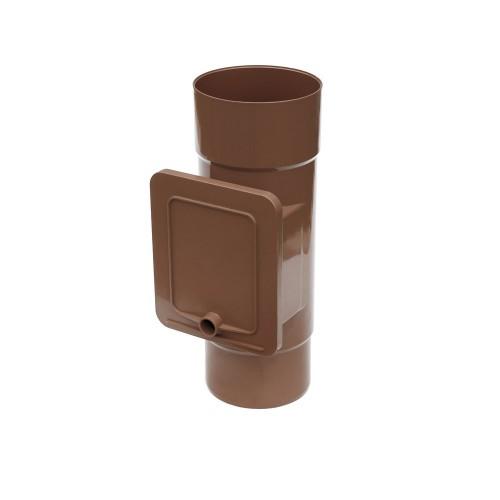 Люк для чистки Бриза Bryza цвет коричневый RAL 8017