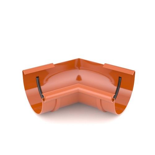 Угол внутренний произвольный угол цвет кирпичный RAL 8004