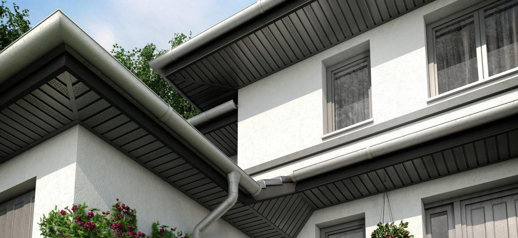 Какой софит лучше для подшивки крыши?