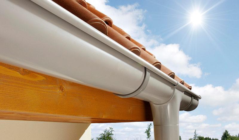Як відрізнити водостічну систему Бриза від підробки?