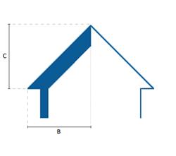 Ефективна площа даху