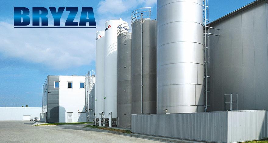 Bryza – доступная водосточная система Польского производства.